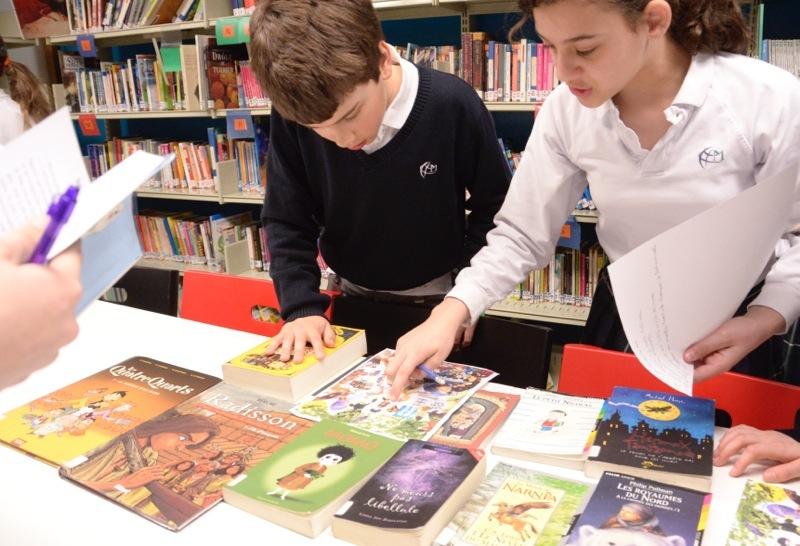 Bibliothèque primaire